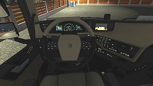 Volvo 2012 & Ohaha colors pack dashboard 2.0