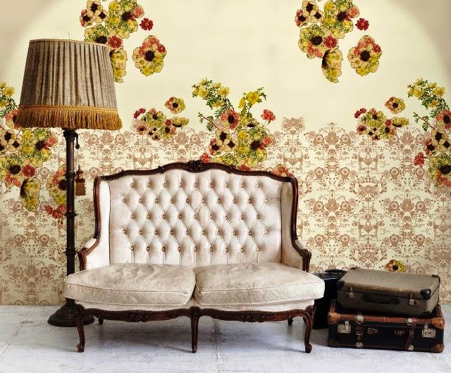 Vintage Wall Painting Ideas