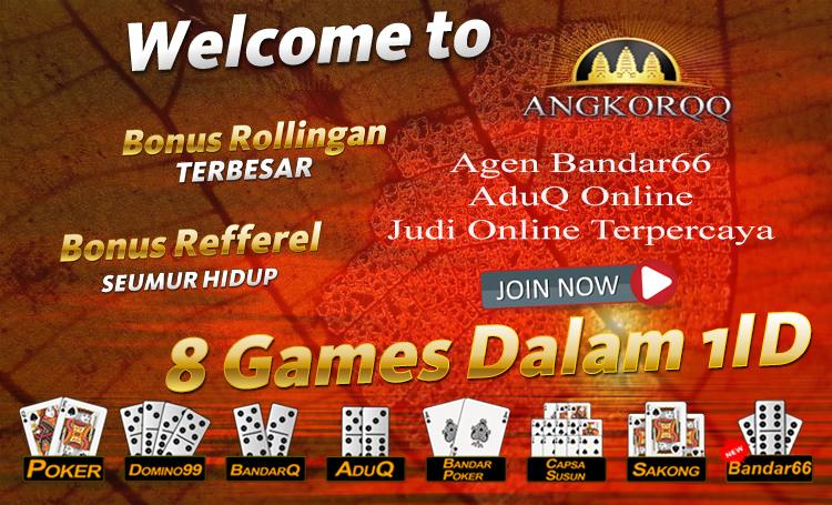 AngkorQQ : Agen Bandar66 | AduQ Online | Judi Online