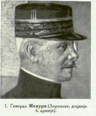 General Maunoury (Lorraine Army. later 6th Army).