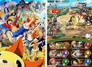 One Piece Treasure Cruise Japan Mod Apk (God Mode/High Attack)