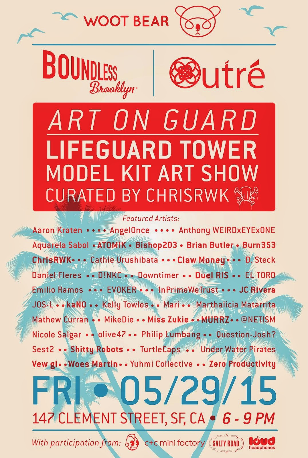 Art on Guard 5/29/15