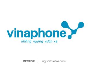 Logo vector chuẩn nhất của từ trang chủ của Vinaphone