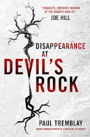 Book cover image of Disappearance at Devil's Rock