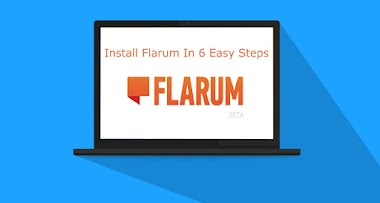 How To Make a flarum Forum for Free In just 6 Steps