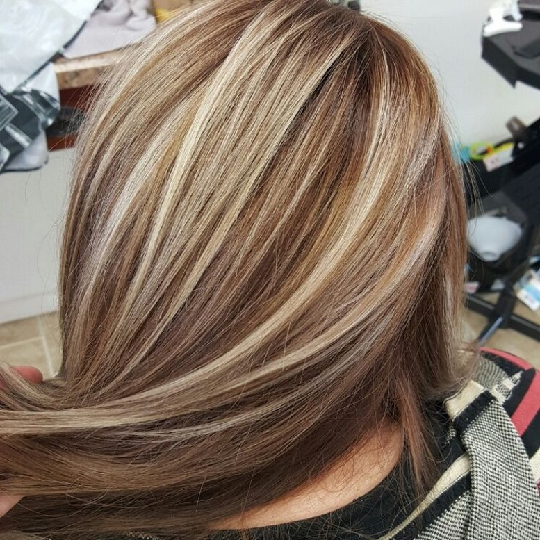 Hair Color And Highlights Ideas New Hair Color Blonde And Red