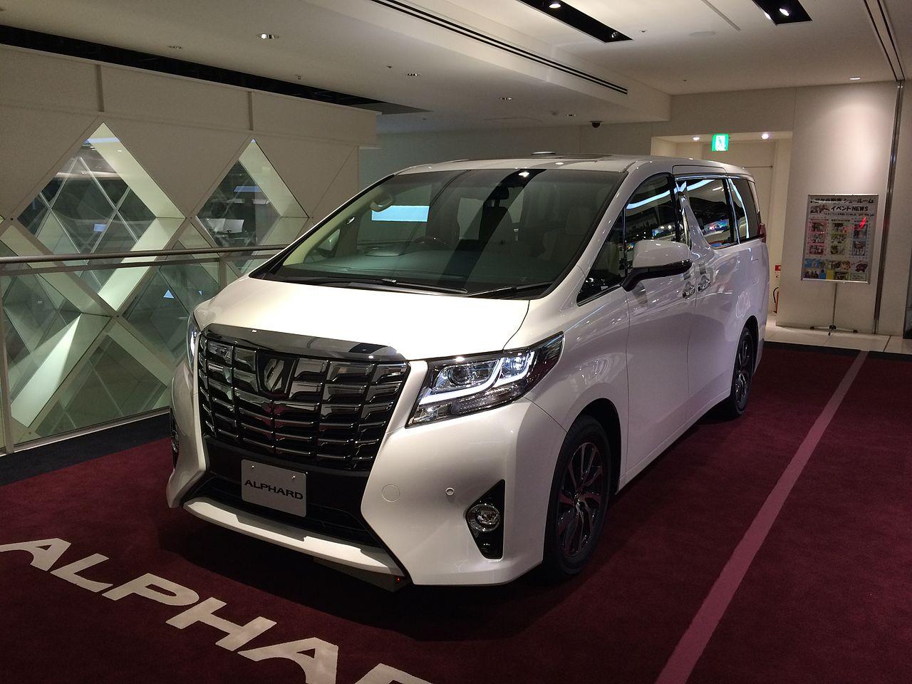 Kelebihan Toyota Alphard 2018 Perbandingan Harga
