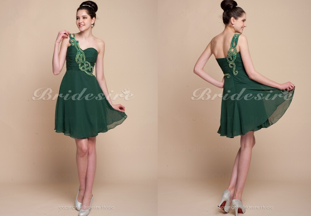 Green homecoming dress online