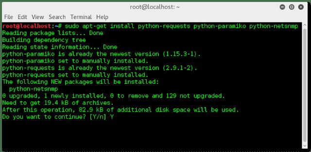 Install RouterSploit - Router Exploitation Framework