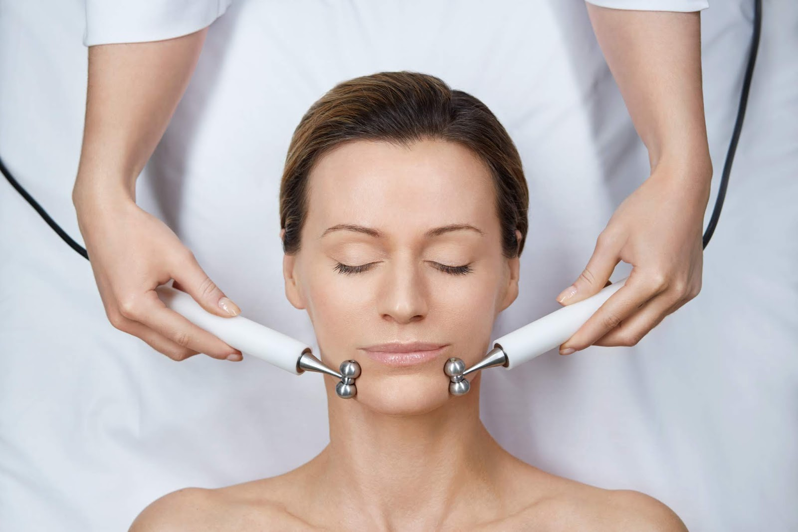 Elemis Galvanic Treatment at Matfen Hall Spa