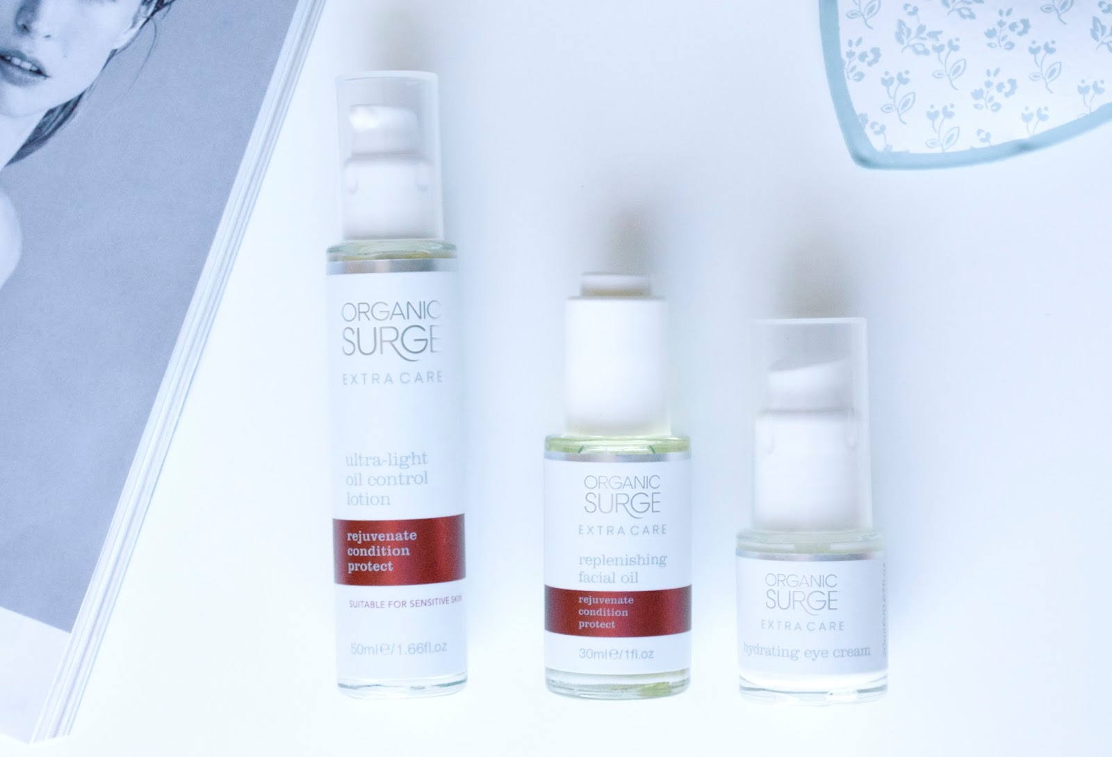 Organic Surge Extra Care, Skincare, Moisturiser, Beauty, Eye Cream