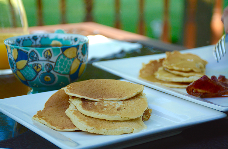 breakfast, pancakes | My Darling Days