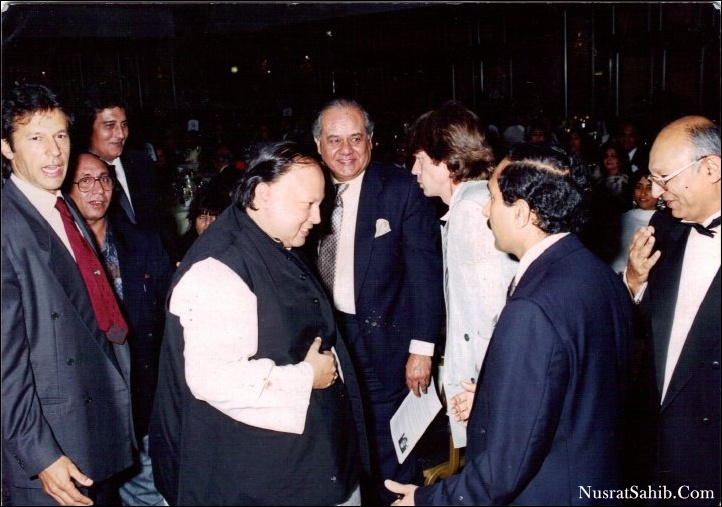 Nusrat Fateh Ali Khan Bollywood Actor Vi