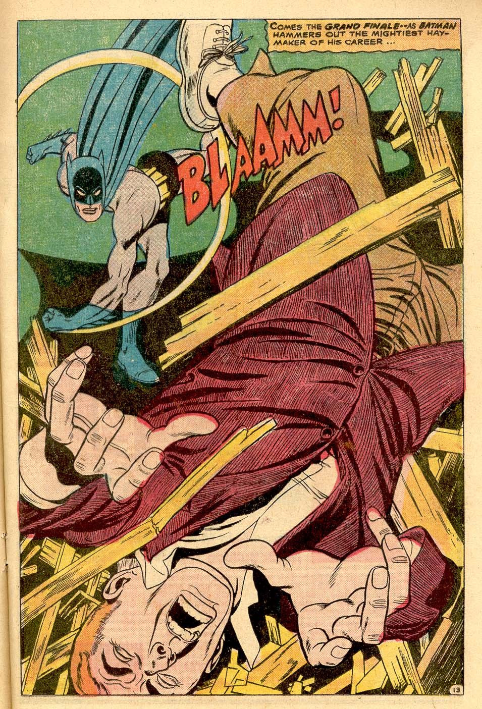Detective Comics (1937) 374 Page 16