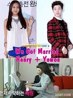 Cặp Đôi Mới Cưới: Henry & Yewon