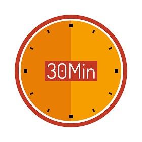 اشرب 30 دقيقة قبل الأكل