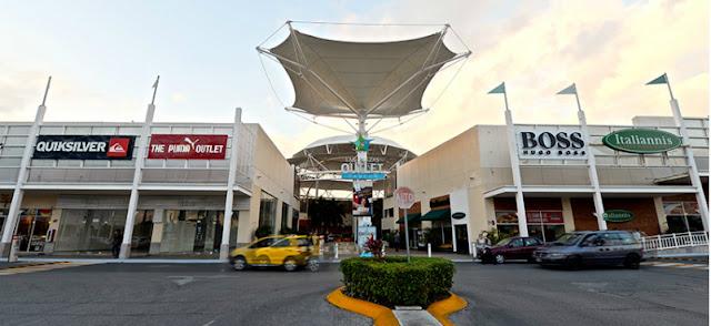 Conheça o Las Plazas Outlet em Cancún