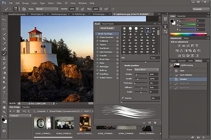Software Edit Foto Terbaik Saat Ini – Photoshop CS6