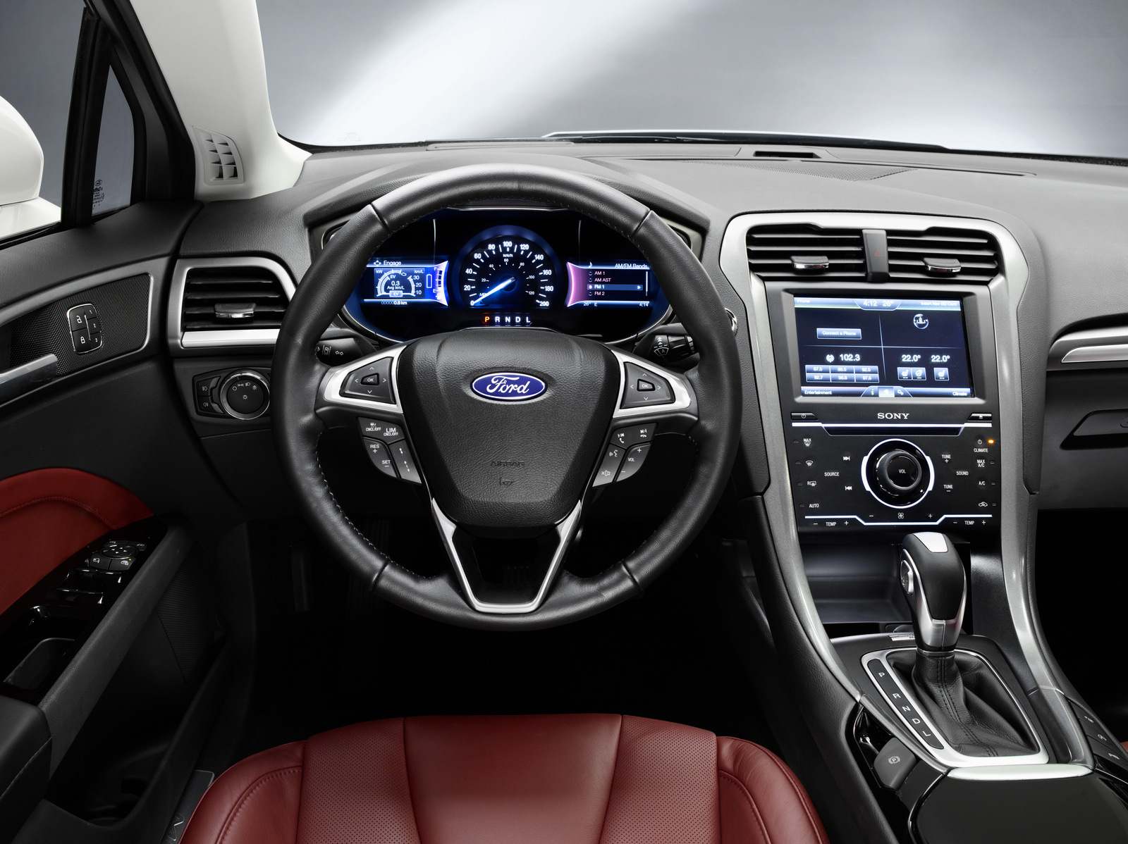 Ford Fusion Ecoboost Interior on 2013 Ford Fiesta Se