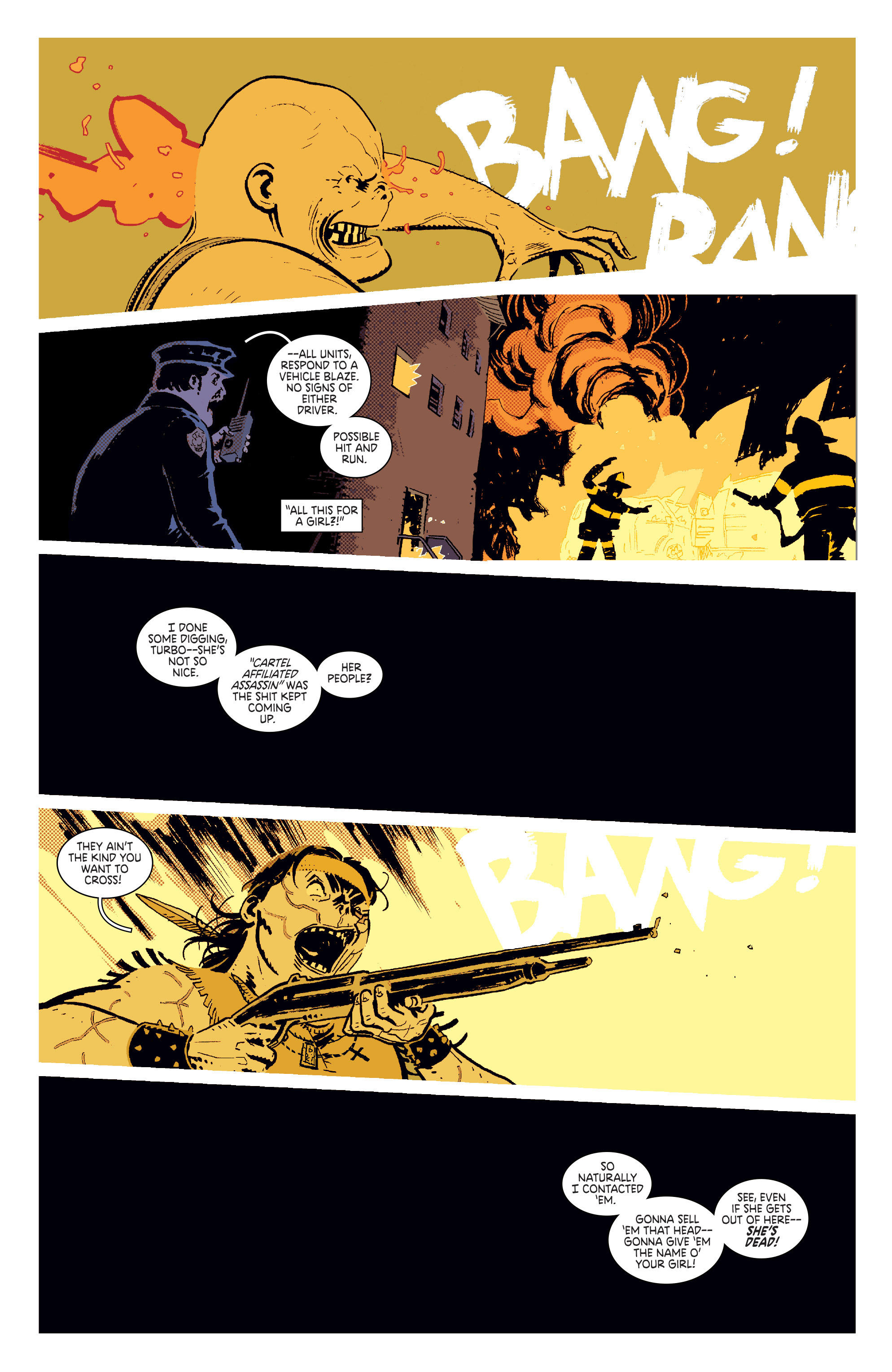 Read online Deadly Class comic -  Issue #11 - 18