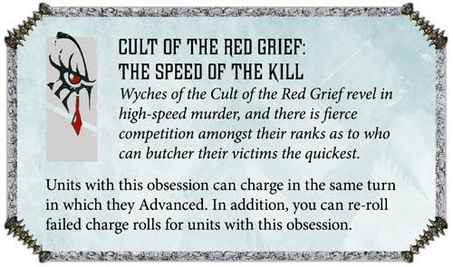 Culto del Luto Rojo Brujas
