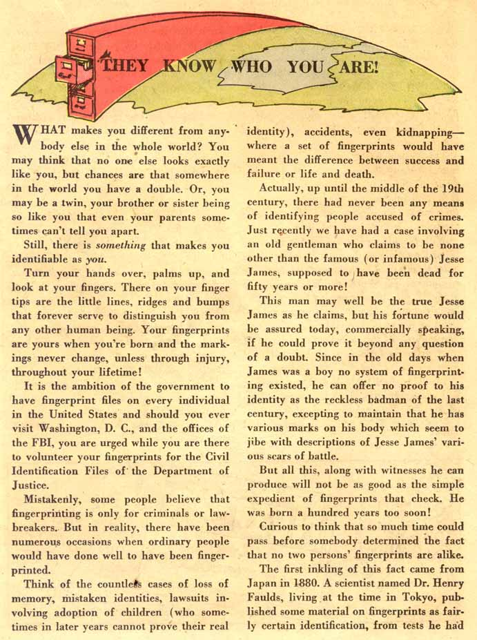 Read online Detective Comics (1937) comic -  Issue #160 - 35