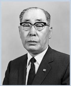 Takeo Maeda, Presiden Canon Inc tahun 1974 setelah sebelumnya dijabat oleh Takeshi