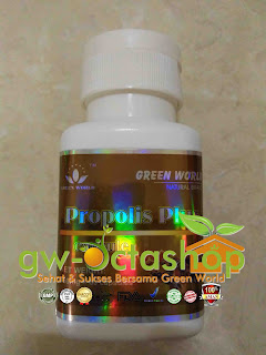 Green World Propolis Plus Capsule