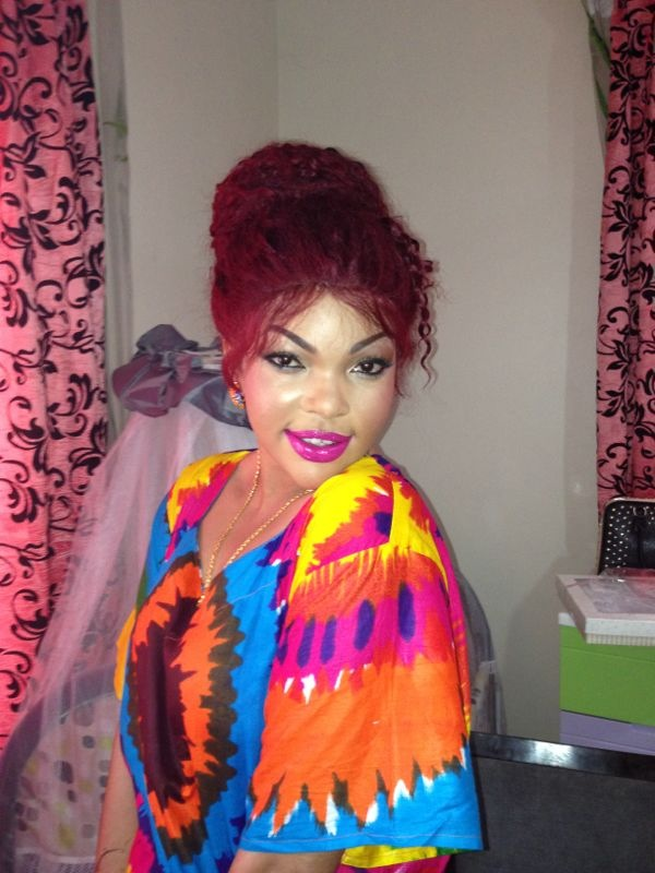 Glambox:Beautiful make~up is our hallmark!: WEMA SEPETU as she launches ENDLESS FAME FILMS
