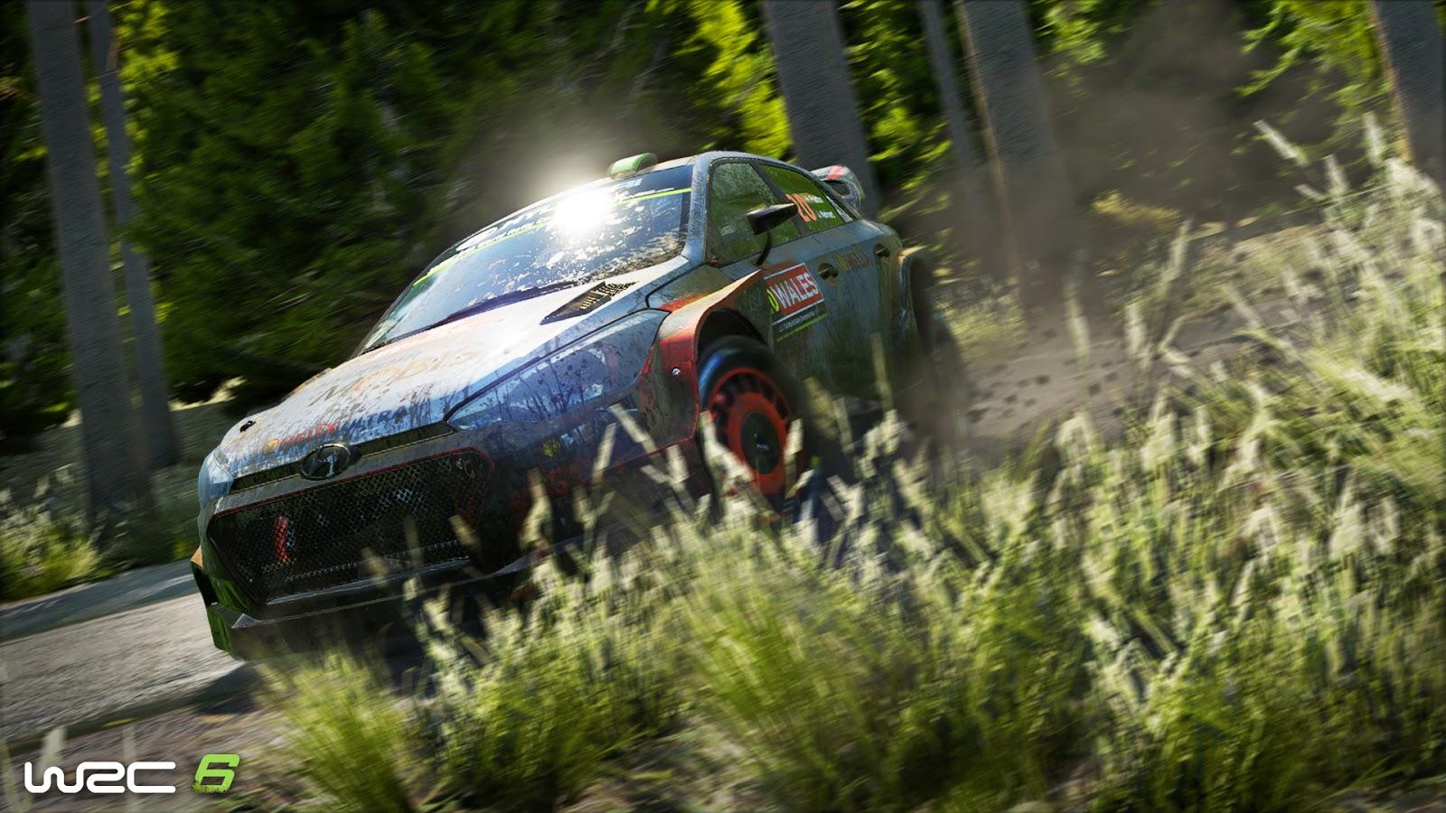 WRC 6 FIA World Rally Championship ESPAÑOL PC (STEAMPUNKS) + REPACK 4 DVD5 (JPW) 5