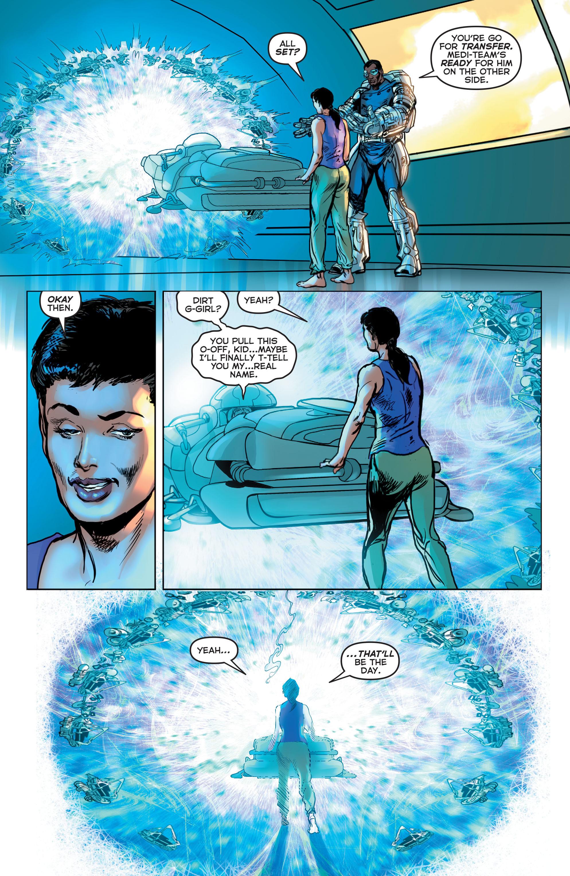 Read online Astro City comic -  Issue #21 - 23