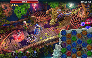 Download Game Forge of Glory V1.4.4 MOD Apk ( Unlimited Money/Diamond/High Damage )