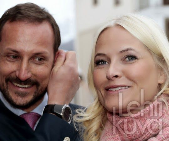 Crown Princess Mette Marit  attend the World Economic Forum Annual Meeting in Davos