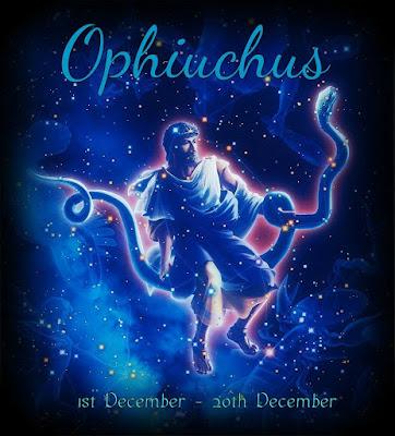 Mitos Rasi Bintang Imhotep atau Ophiuchus