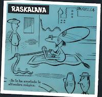 Raskalana, Tio Vivo 1ª nº 5