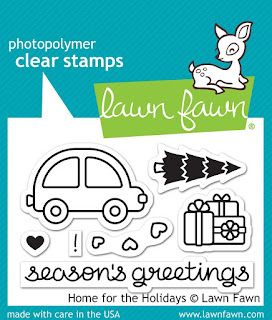 Lawn Fawn Home For The Holidays