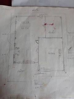 แบบบ้านชั้นเดียว 1 ห้อง นอน 1 ห้องน้ำ