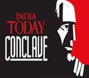 Sanjay Dutt's first official appearance in almost three years at India Today Conclave 2016