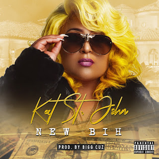New Music Alert, New Bih, Kat St. John, Hip Hop Everything, Team Bigga Rankin, Promo Vatican, Cool Running DJs,
