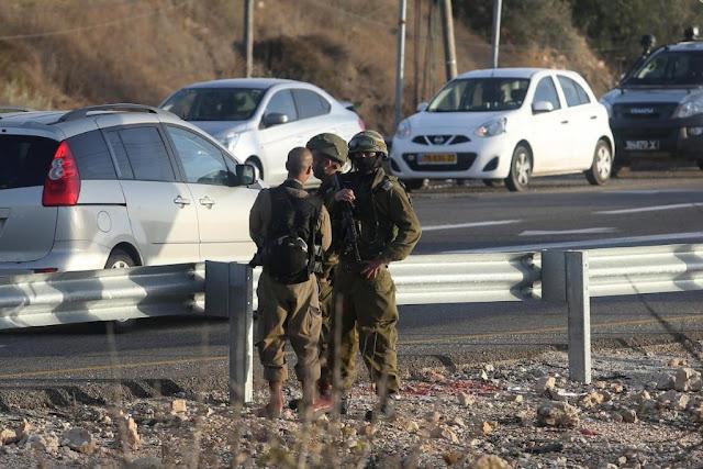 """Dituduh lakukan upaya serangan pisau, seorang wanita Palestina ditembak mati polisi """"Israel"""""""