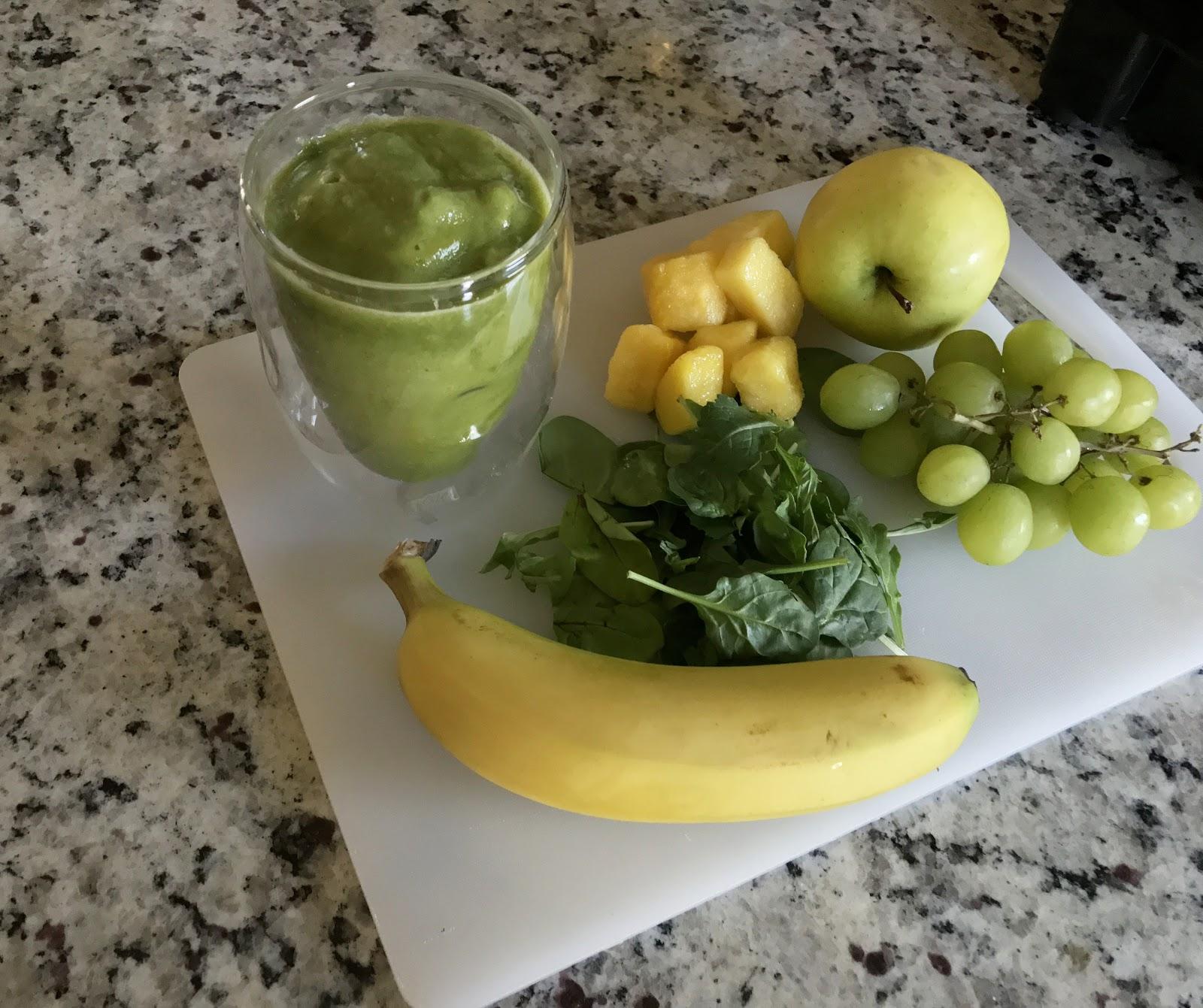 Healthy Summer Drink: Green Smoothie Recipe