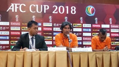 Persija Sedang Dalam Kualitas Terbaik Untuk Ambil Poin Penuh Melawan Tampines Rovers
