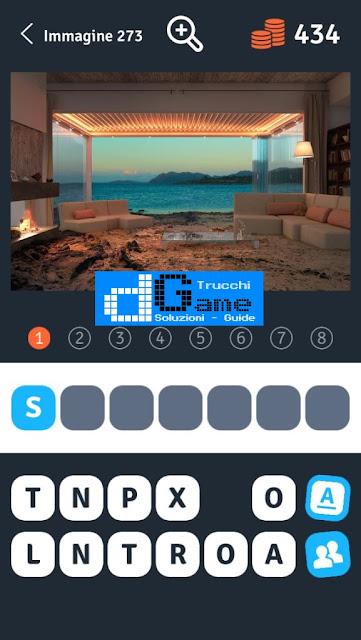 Soluzioni 1 Immagine 8 Parole soluzione livello 271-280