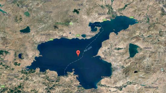 Misterioso Castelo de 3 mil anos é encontrado submerso na Turquia - Localização