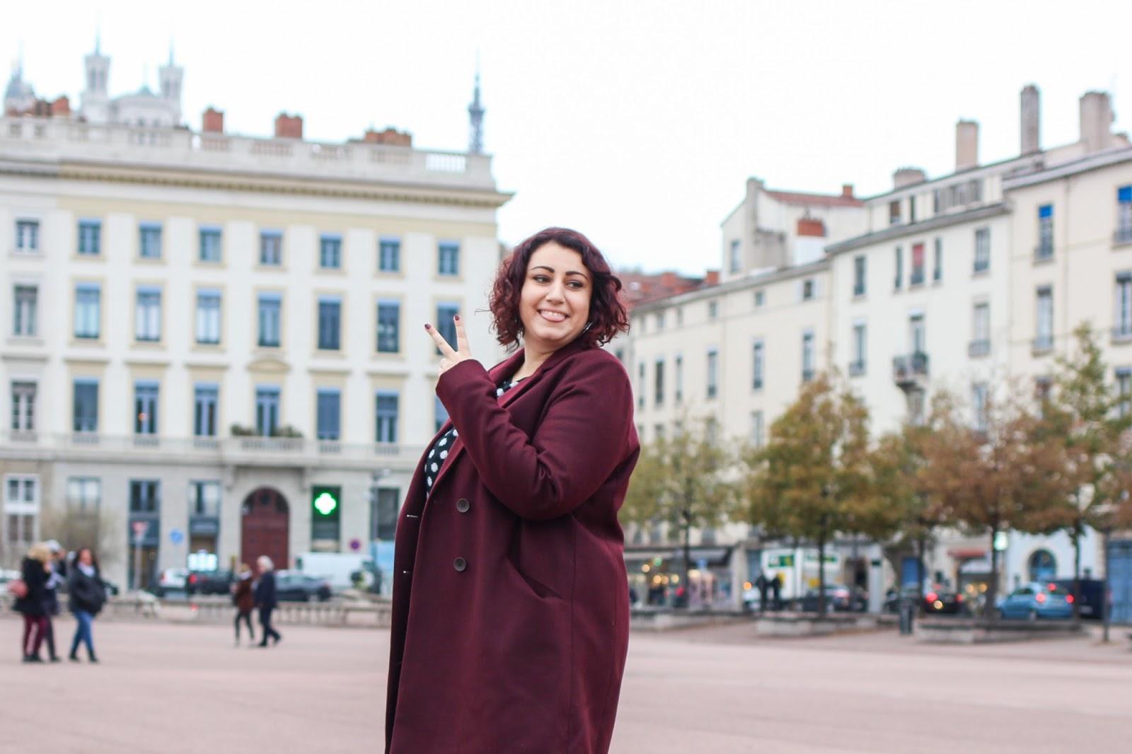 De PrixBlog Petit Julia Manteau Bordeaux À Le LpSUzGjMVq