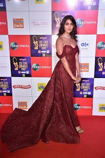 Pooja Hegde At Zee Cine Awards 2019