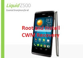 Acer Liquid Rooting and Recovery
