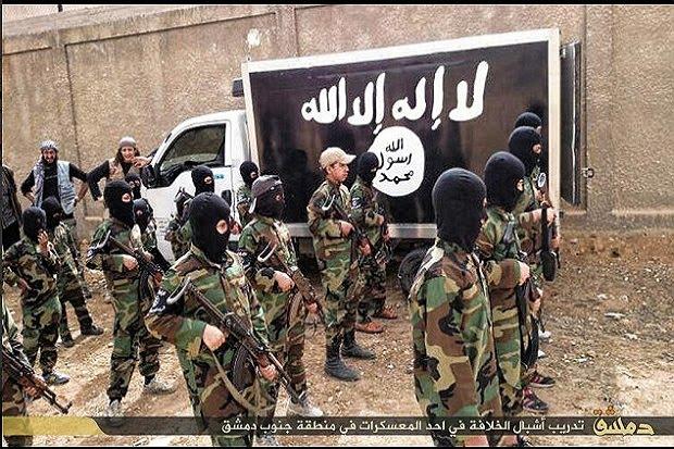 Biadab! Anak-Anak Dipaksa Jadi Tentara Isis dan Ditugaskan untuk Bunuh Orangtuanya