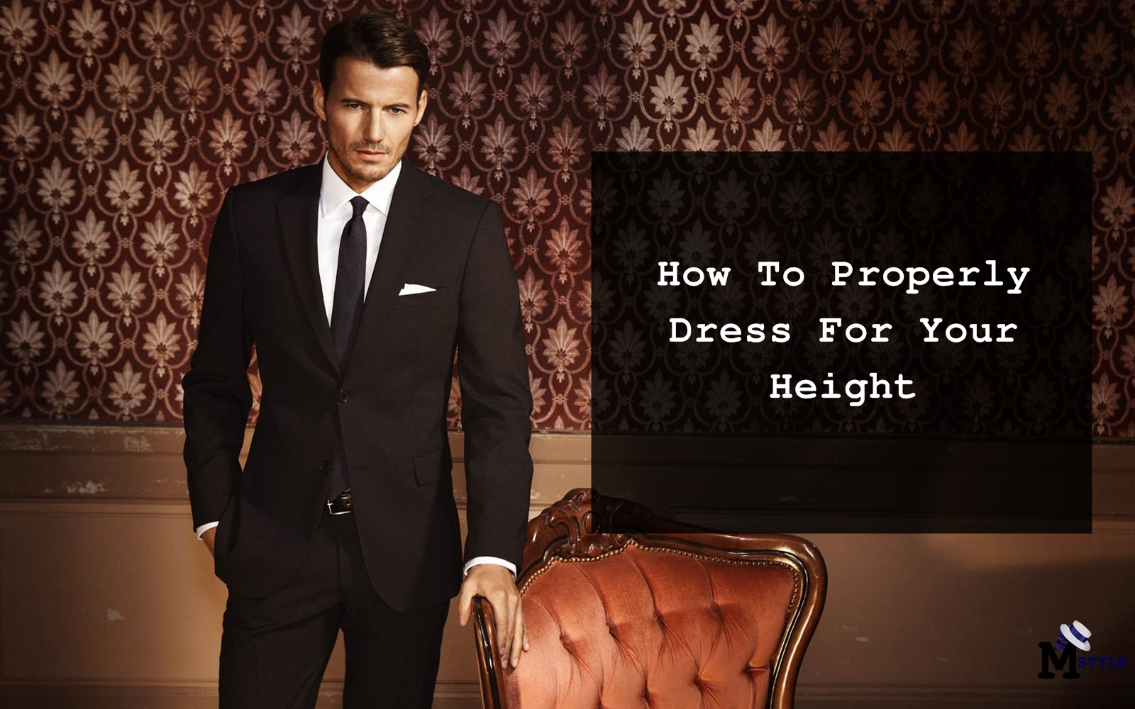 How To Properly Dress For Your Height - The Manly Style