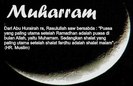 Keutamaan Bulan Muharram, Sehingga  Disebut Bulan Allah (Syahrullah)
